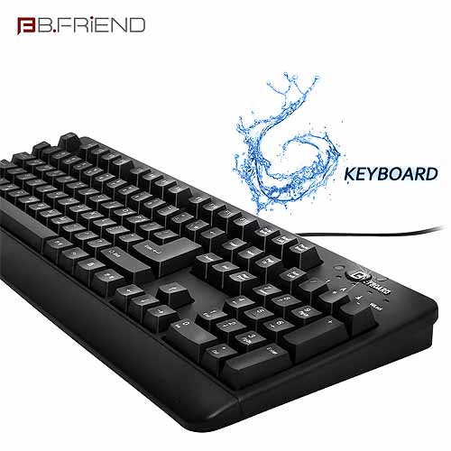 B.FRIEND 鍵盤 G-Keyboard 精裝版