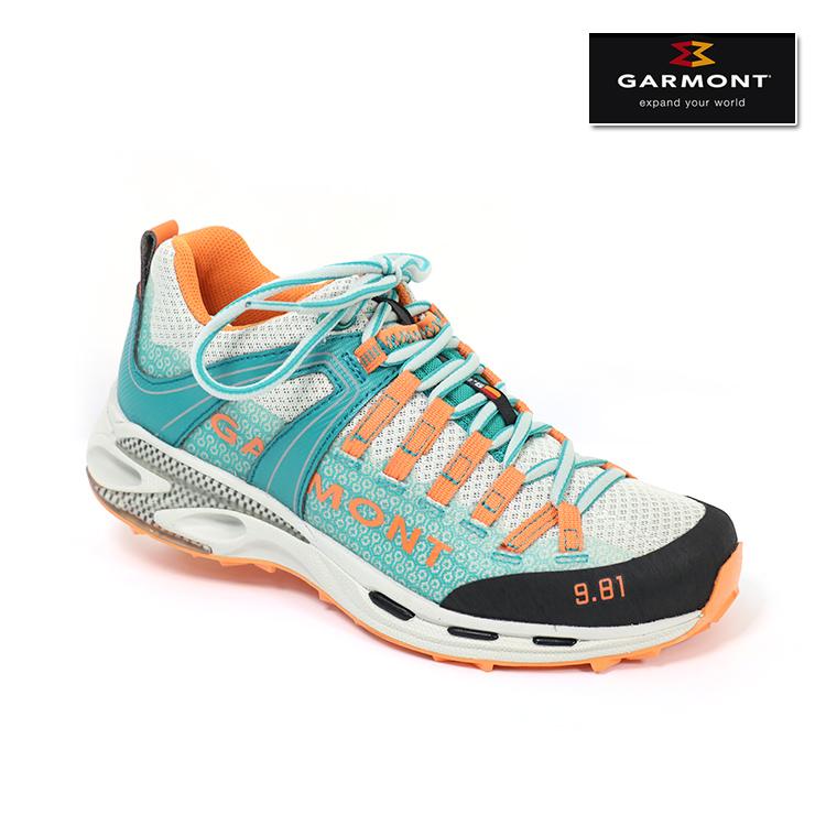 GARMONT GORE-TEX®低筒疾行健走鞋9.81 Speed III WMS 481222/603 女款 / 城市綠洲((登山鞋、GORETEX、防水、黃金大底)