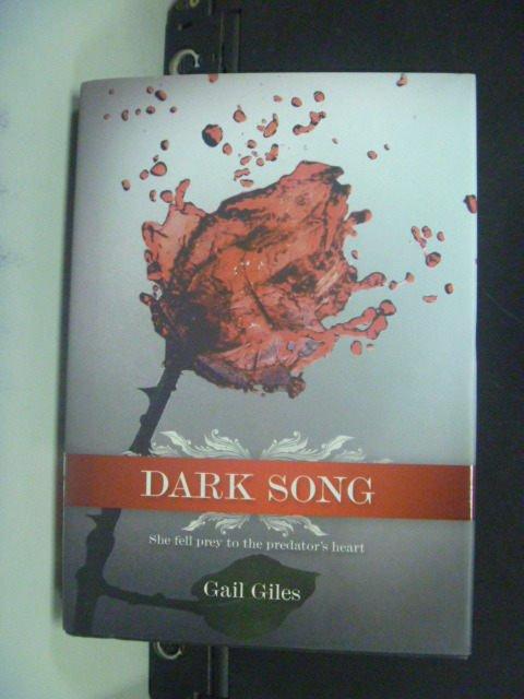 【書寶二手書T9/原文小說_MIT】Dark Song_Giles, Gail