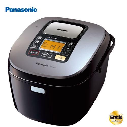 【感恩有禮賞】Panasonic 國際 SR-HB104 日本原裝6人份IH微電腦電子鍋