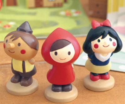 小紅帽樹脂 桌面擺飾  可愛創意擺件  生日禮物  ★棉花糖家飾精品★