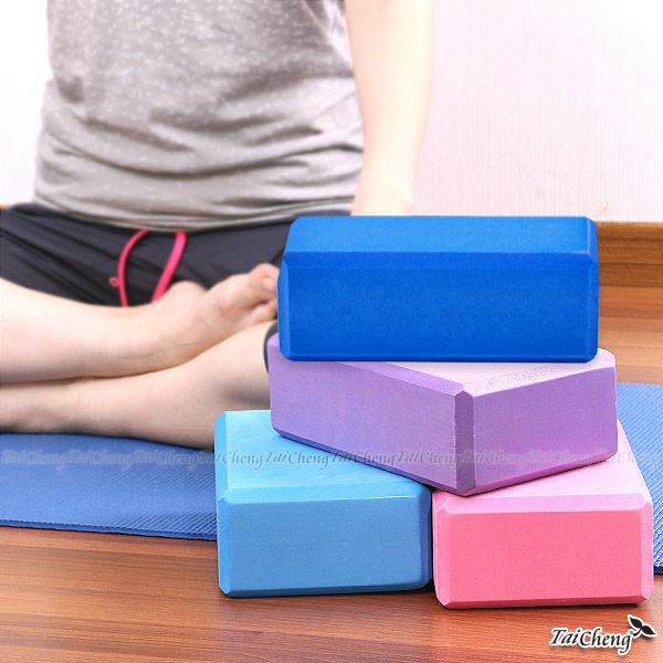 日本MAKINOU 瘦身 EVA 瑜伽|動一動環保瑜珈磚|日本牧野 運動用品 健身 伸展瑜珈 MAKINO牧野家