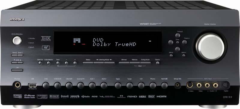 Integra DTR-9.9 七聲道擴大機 (原價138000,限量一台)