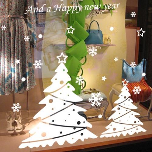 時尚壁貼 -聖誕樹
