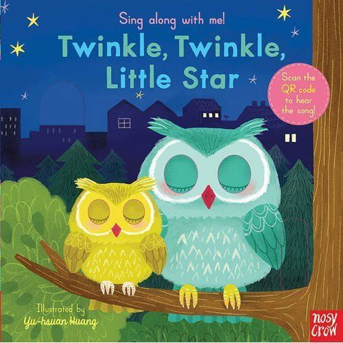 Sing Along With Me! Twinkle,Twinkle,Little Star 小星星 童謠歌唱操作書(英國版)