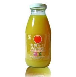 可美特有機柳橙汁295ml