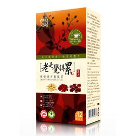 有機漢方養氣茶12茶包