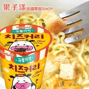 韓國 NEW SAMYANG起司咖哩風味杯麵(單杯) 泡麵[KR283]