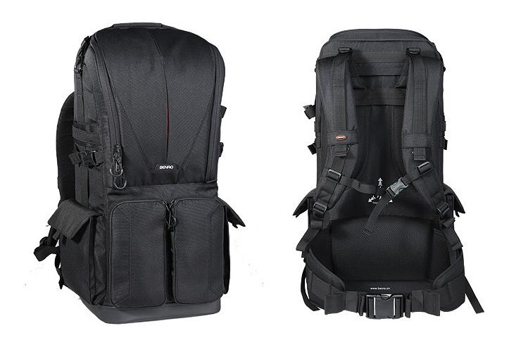 ◎相機專家◎ BENRO Falcon 400 百諾 獵鹰系列 雙肩攝影背包 後背包 登山包 (黑色) 勝興公司貨