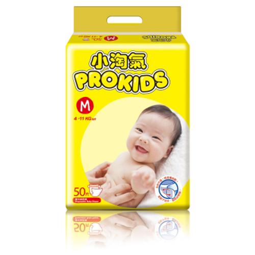 小淘氣快樂天使紙尿褲 M50片 / L42片 / XL36片【合康連鎖藥局】