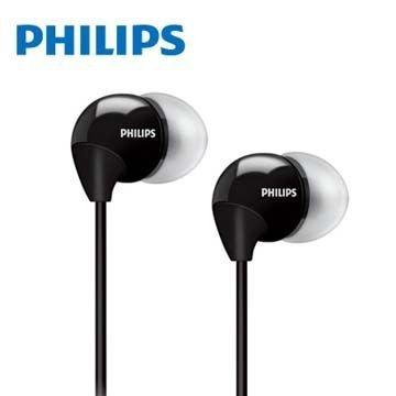 【迪特軍3C】PHILIPS 飛利浦 SHE3590 耳塞式耳機 黑色