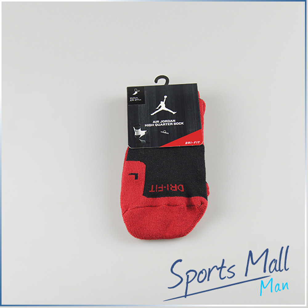 NIKE 耐吉 NIKE AIR JORDAN CREW SOCK DRI-FIT   籃球專用 中筒襪  專業運動襪 573788010