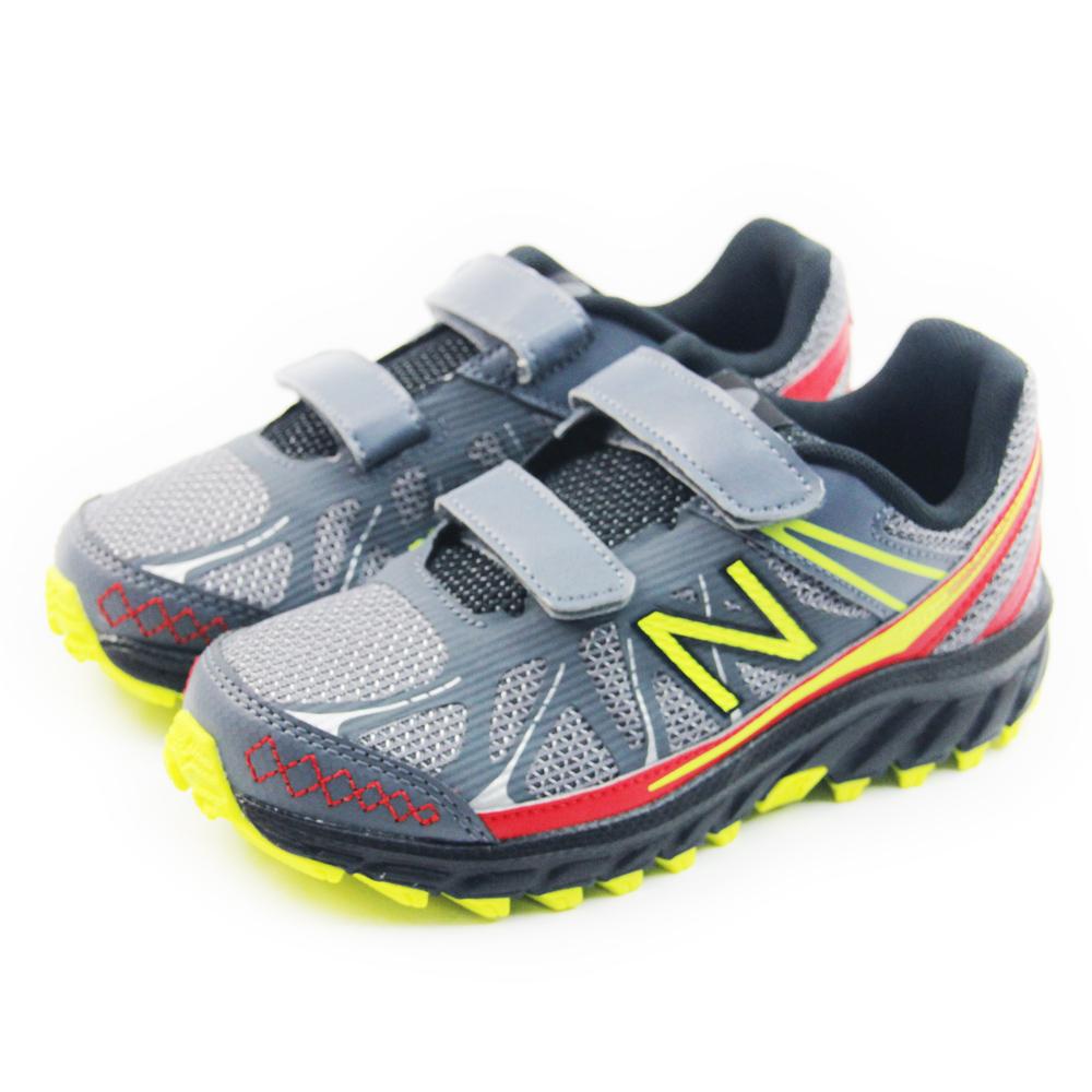 New Balance 紐巴倫 運動鞋 越野慢跑鞋 童 KE610GRY
