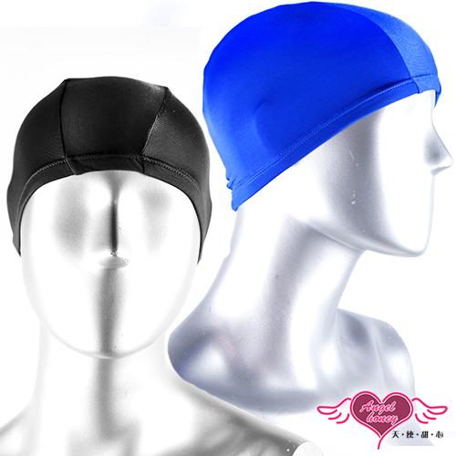 天使甜心 RG15423黑/紅/藍/粉 素色素面彈性泳帽 比基尼泳衣泳裝游泳溫泉SPA泡湯配件