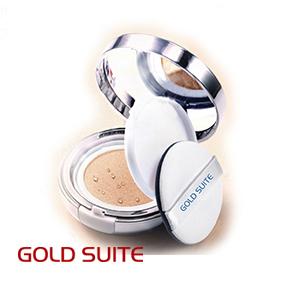 【GOLD SUITE】舒芙蕾3D立體美白防曬隔離乳