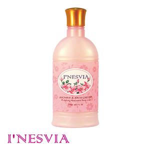 【INESVIA】粉麝香緊緻水嫩沐浴乳