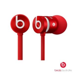 Beats urBeats with Mic【紅】耳道式耳機 beats by dr. dre 先創公司貨 原廠保固