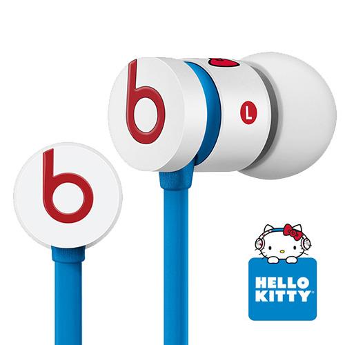 ★現貨★ BEATS urbeats Hello Kitty 40週年特別限量版耳塞式耳機 線控耳機
