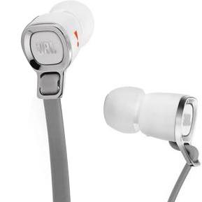 JBL J33 高品質頂級耳道式耳機(白色) 贈硬殼收納盒