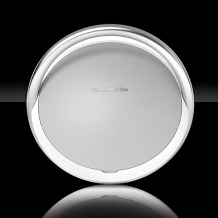 Harman Kardon ONYX 白色 時尚攜帶式會議藍芽喇叭 英大公司貨
