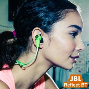 JBL Synchros Reflect BT 綠 運動型耳道式 藍牙無線耳機 藍芽耳機 防汗設計