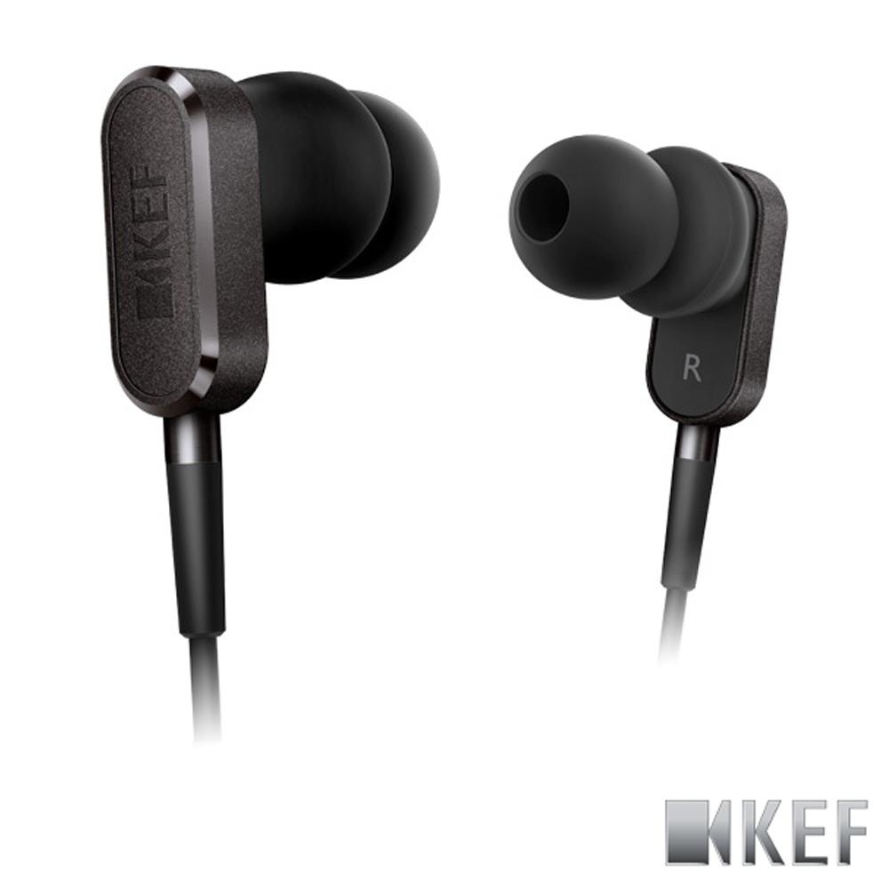 歌手方大同代言 英國 KEF M100 鈦灰 鋁合金 10mm釹磁鐡單體 耳道式耳機