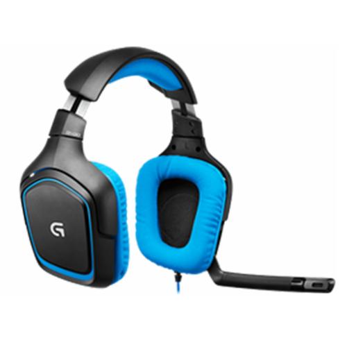 羅技 Logitech G430 SURROUND SOUND GAMING HEADSET 立體聲遊戲耳機麥克風