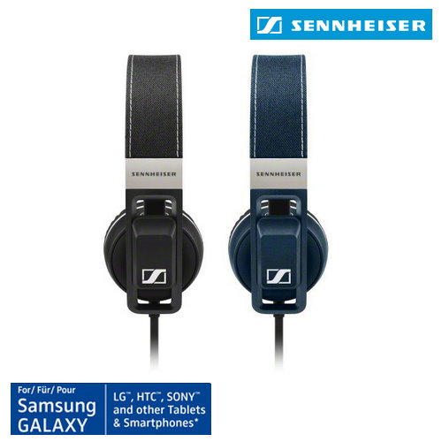 Sennheiser 聲海 URBANITE (G) 線控耳罩式耳機 兩色可選 Android專用 宙宣公司貨