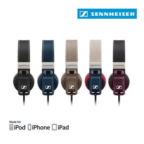 Sennheiser 聲海 URBANITE 線控耳罩式耳機 五色可選 iOS專用 宙宣公司貨