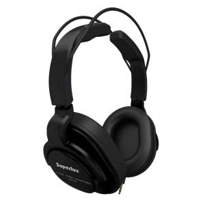 Superlux HD661 【黑】耳罩式耳機 專業監聽級耳機