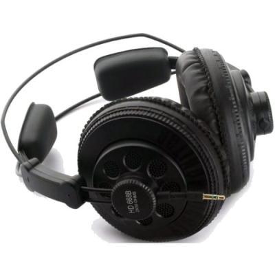 Superlux HD668B 專業監聽耳機 專業錄音室耳機 耳罩式耳機