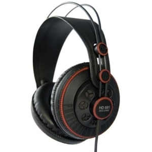 Superlux  HD681 監聽級耳罩式耳機 頭戴式耳機 另有HMC660/HD660