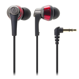 鐵三角 ATH-CKR5 耳道式耳機 【紅】耳道式耳機  ATH-CKM500 改版 公司貨 共六色