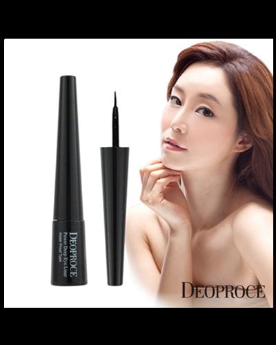 【Deoproce】極黑防水眼線液 5ml ►韓國美妝 原裝進口