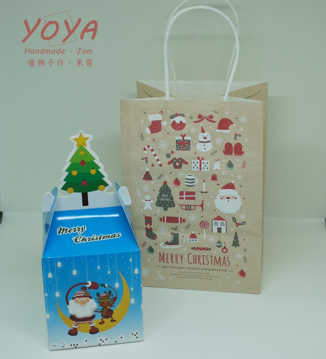 **禮盒加購**優雅手作 X 聖誕節禮盒(聖誕樹)