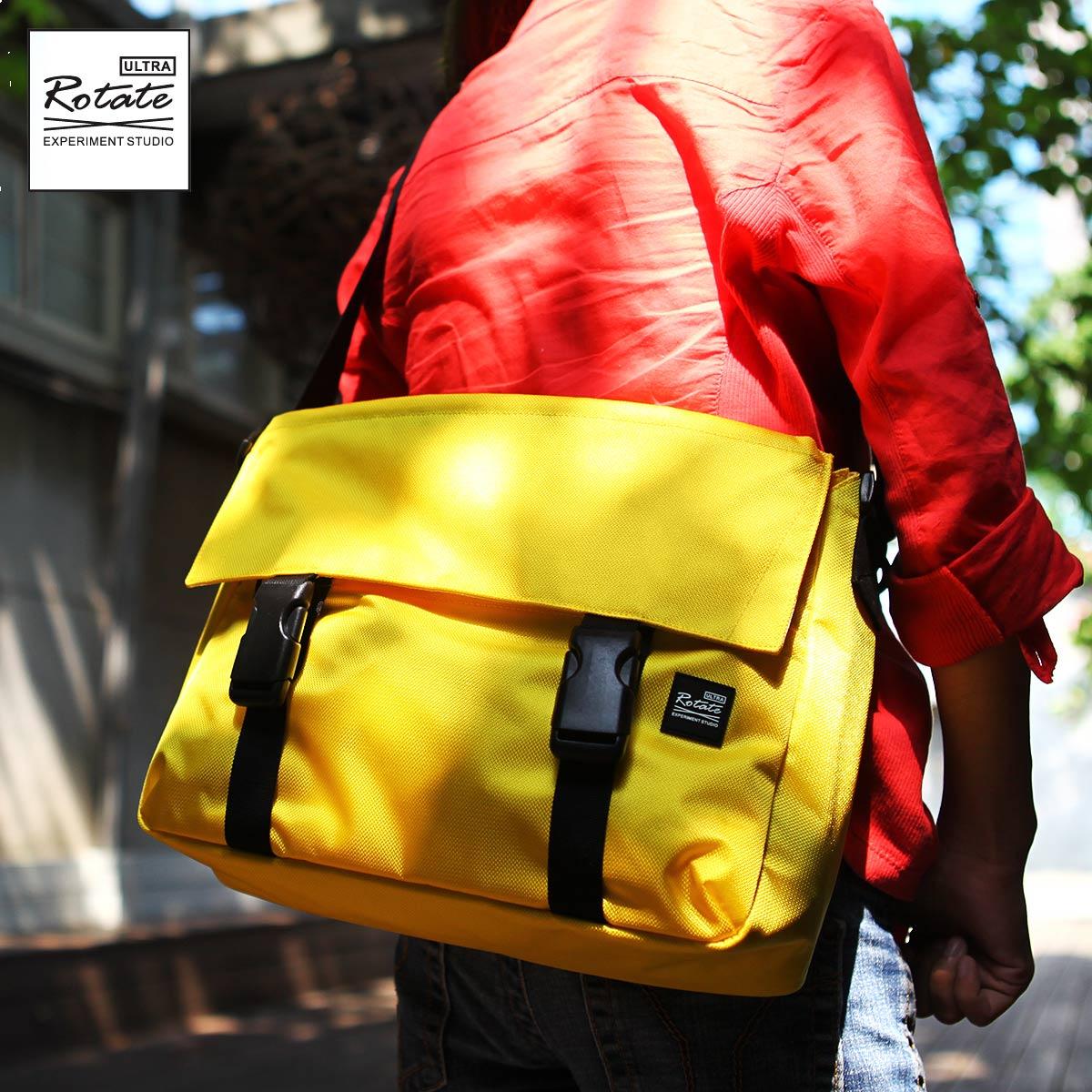 ROTATE 2016 新品 ESCAPE 尼龍包 斜背包 側背包 肩背包 日系郵差包 女包 男包 休閒包包
