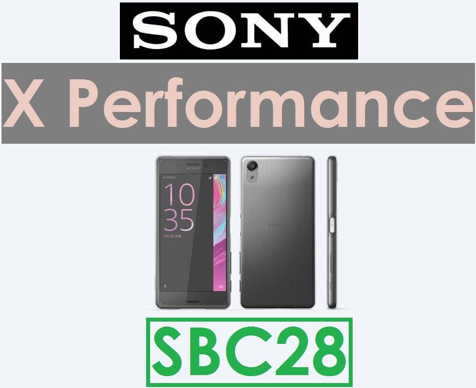 【原廠吊卡盒裝】索尼 SONY Xperia X Performance(SBC28)原廠透明保護殼 透明殼 透明套XP X P