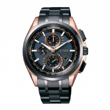 CITIZEN 全台限量700隻-金城武廣告錶款/AT8044-64E