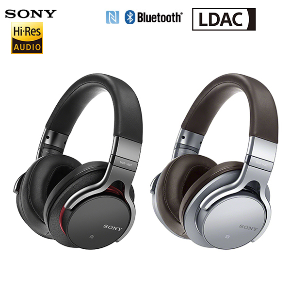 SONY MDR-1ABT  (贈70週年經典造型 Walkman收納包)  Hi-Res音效  無線藍牙耳罩式耳機  獨家LDAC傳輸技術