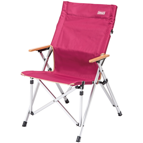 Coleman 美國 | 艾薇綠、葡萄紅-輕鬆舒壓椅 | 秀山莊(CM-3108,CM-3109)