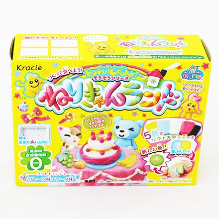 【敵富朗超巿】Kracie糖果-葡萄.蘇打(賞味期限至2016.10.31)