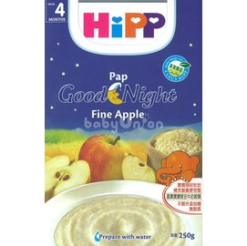 HiPP喜寶 - 寶寶晚安牛奶穀糊 250g (原:寶寶晚安好夢米糊)