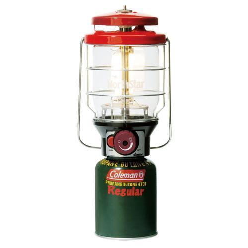 ├登山樂┤美國 Coleman 北極星瓦斯燈 紅#CM-5521JM000