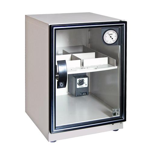 收藏家食藥級保存電子防潮櫃 DX-58W《46公升》