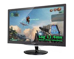 【2016.12 新品】ViewSonic VX2257-MHD 21.5吋 IPS16:9 無邊框液晶顯示器 零閃屏 抗藍光 VGA/ HDMI/ DisplayPort