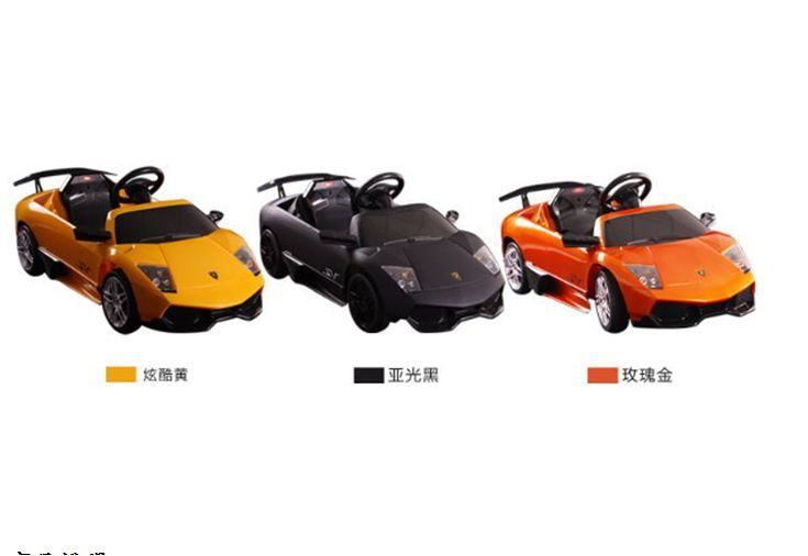 【淘氣寶寶】電動車-原廠Lamborghini 藍寶堅尼電動車【KL-7001】【贈:天然草本抗菌洗手乳250ml/原價399元】