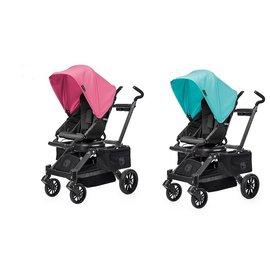 【淘氣寳寳●福利品(商品全新無落地/但無原廠紙箱)】2015年最新款 G3 Orbit baby 360度 旋轉嬰兒雙向手推車(藍色)【公司貨】