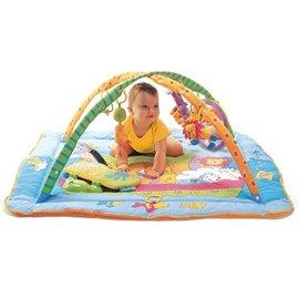 【淘氣寶寶】Tiny love KICK&PLAY 特大豪華聲光遊樂毯.音樂毯