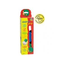 【淘氣寶寶】 【義大利 GIOTTO】BEBE寶寶超軟黏土(基本色) 白藍綠