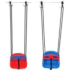【淘氣寶寶】【CHING-CHING親親】椅型鞦韆 (紅/藍)『SW-01 P26』